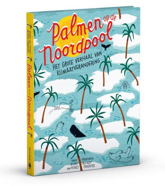Kinderboek over klimaatverandering